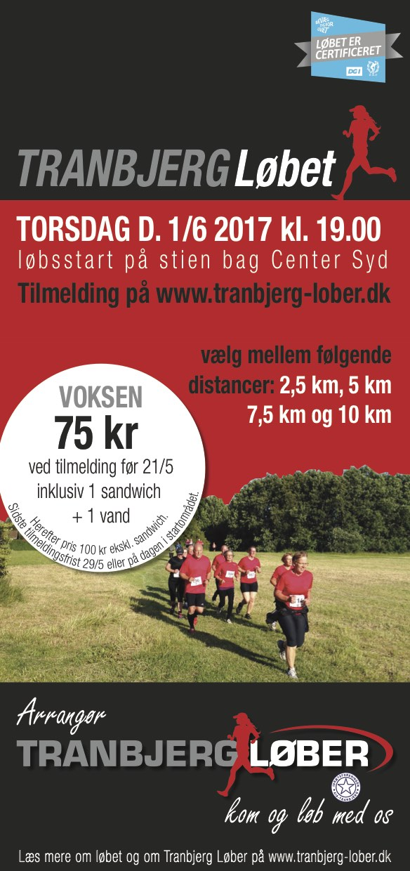Tranbjerg løbet 2017
