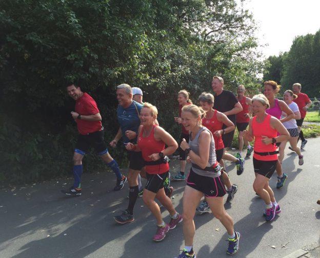 Kom og vær med på Tranbjerg Løbers løbeskole