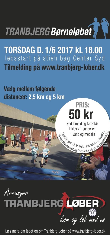 Tranbjerg Børneløbet