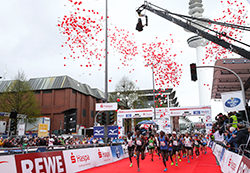 Hamborg Marathon